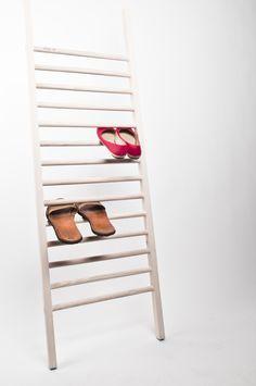 Step Up: op een speelse manier schoenen opbergen