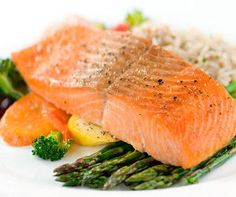 Lemon and coconut oil salmon and MANY OTHER EATING CLEAN RECIPES