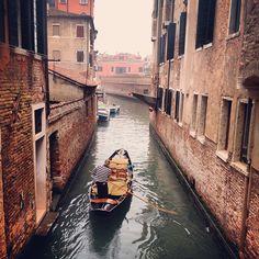 #venice #gondola @ lovelyclusters on Instagram