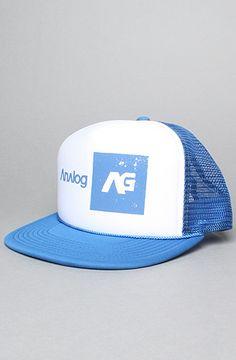 Analog Influence trucker hat Streetwear Fashion 4681aa66a9f