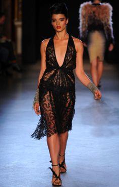 Zac Posen Debuts at Paris Fashion Week (And Shows Us His Skivvies!)