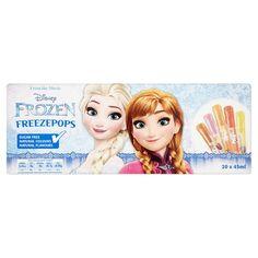 Disney Frozen Freezepops 20X45ml - Groceries - Tesco Groceries