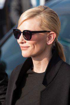 Cate Blanchett - what an incredible actress!