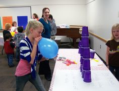 minute to win it diy games | Minute to Win It Games 5 @ Sandy Library | Flickr - Photo Sharing!