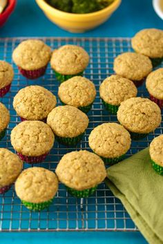 Fruit and Veggie Muffins for Picky Eaters