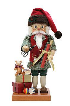 Nutcracker - Santa at Work Limited - 46,5cm / 18 inch