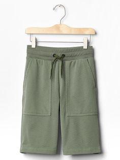 Jersey mesh shorts Product Image