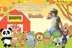 Convite digital personalizado Canal Panda 003