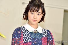 大原櫻子 Polka Dot Top, Singer, Japanese, Actresses, Blouse, Cute, Tops, Drama, Women
