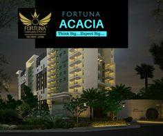 """Always Expect Big.....Fortuna Constructions proudly presents """"Fortuna Acacia"""" in Sahakar Nagar.....Visit www.fortunaconstructions.com...... Read fortunaconstructionsblog.wordpress.com........."""