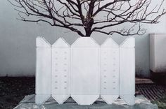 Martin Szekely - L'Armoire composite alukobon 1999 LOW DESIGN