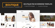 TV Boutique - Responsive Fashion Magento 2 & 1 Theme