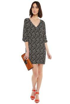 Lispatch jurk - Essentiel Antwerp online store