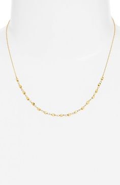 gorjana 'Thea' Beaded Collar Necklace available at #Nordstrom