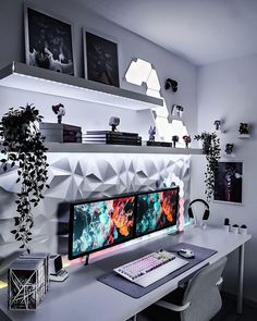 Loving the wallpaper 😍 Rate 1-100!! Comment down below ⬇️ Via 📸 vantablack.wol Check out gamingapt300.com for accessories, decor, and posters for your gaming room!  #gamer #gaming #geforce #razer #pc #gamingpc #pcsetup #funkopop #pcmr #pcmasterrace #instatech #watercooling #gamingislife #gamingcommunity #gamerforlife #nvidia #rgb #twitchstream #popfunko #ps4 #gaminglife #watercooled #monitor #streamer #twitchstreamer #pcgaming #gamingsetups #gamingsetup #pcgamer #gamerpc