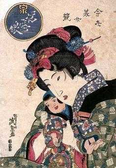 印象派と浮世絵 (7) - ドガのジャポニスム - 浮世絵ぎゃらりぃ