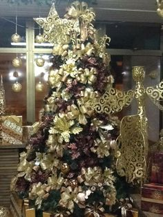 Enfeites e decoração de Natal .