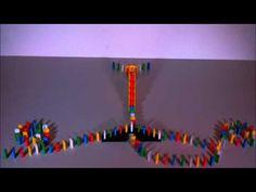 """Bilder zum Hören - dominoday  Bilder zum Hören - Dominoday   Ein Stop-Motion Projekt für Mediengeschichte  mt101057 - Lukas Mayer mt101108 - Lukas Drexler  Vielen dank an NOISIA (VISION rec.) für den Track ausschnitt  Projektarbeit """"Bilder zum Hören"""" im Rahmen der Lehrveranstaltung Mediengeschichte an der FH St. Pölten, Studiengang Medientechnik WS 2010/2011."""