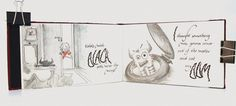 Calligraphy and illustrations in hand made book. Behance, Calligraphy, Illustration, Handmade, Decor, Behavior, Handwriting, Hand Made, Decoration