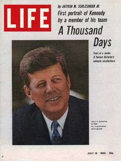 See the 20 Times John F. Kennedy Appeared on the Cover of LIFE Magazine