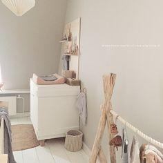 Babykamer hout | Kinderkamerstylist