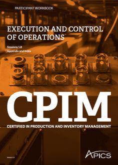 Curso ECO Execution and Control of Operations, dia 23/mai/16: