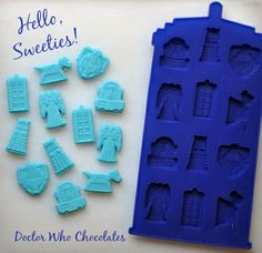 Doctor Who Sweeties!