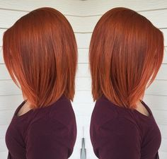 copper lob hairstyle Closest to 6 CR--+6R?