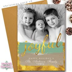 family christmas card holiday card cheap christmas cards 9 - Cheap Christmas Cards Photo