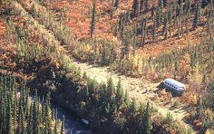 The Magic Bus of Christopher McCandless, Denali National Park, Alaska