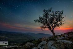 Silence by malekmastafa81  Landscape night silence stars sunset Silence malekmastafa81
