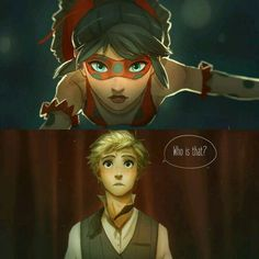 IS THIS MIRACULOUS FANART OF THE GREATEST SHWMAN??? OMG THIS IS AWESOME