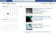 Facebook renova visual das páginas de eventos | .com/teúdo