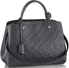 """Louis Vuitton Studded Montaigne MM Bag Size: 13"""" x 9.1"""" x 5.9"""" inches (L x H x W) Price: $4,050 USD, €2,980 EUR Perfect studs, eh? We've got something in the bag for you, girls! Presenting, the Lou…"""