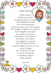 Poesie e filastrocche on pinterest learning italian for Maestra gemma coccarde