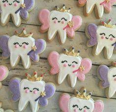Biscoitos dentinhos