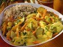 Buntes Gemüse-Curry