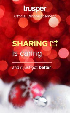Trusper Share Just Got Even Better! #Various #Trusper #Tip