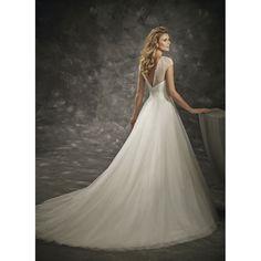 Robe mariée 162-41 DIVINA SPOSA 2016 Disponible en magasin Rezzo mariage 26 avenue notre dame 06300 Nice 04 93 62 24 73