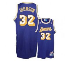 Magic Johnson Los Angeles Lakers  32 Magic Johnson da3a1ad53