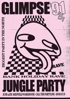 THIS IS ENGLAND: ARTISTS DESIGN '90S INSPIRED RAVE FLYERS TO CELEBRATE NEW CHANNEL 4 SERIES | DJMag.com