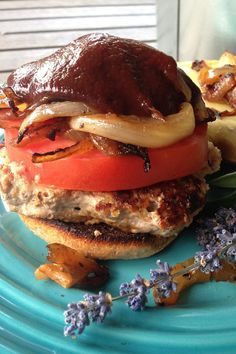 Creating a Family Memory and The Best Turkey Burger Recipe | Reluctant Entertainer