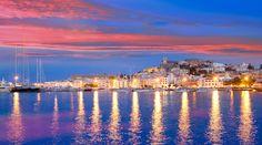 Ibiza op en top genieten voor de Spaanse kust