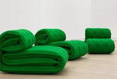 Рулонная бескаркасная мебель Roulade no frame mattress