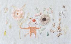 embroidery Miga de Pan