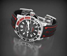 e9b59601b8e Carl F. Bucherer Patravi ScubaTec SFV Special Edition Melhores Relógios