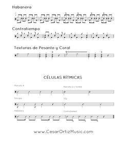 Cortes de Tango para batería | Tango for drumset (page 2)