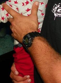 G-Shock DW-6600 Wrist Shot - Dad