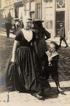Middelburg, The Netherlands, 29th April 1906 by Edward Linley Sambourne