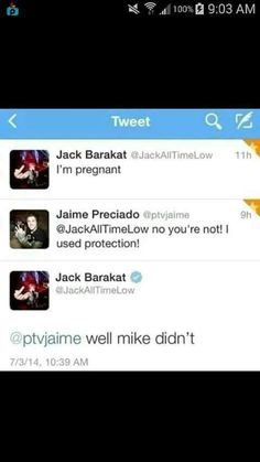 All Time Low Tweets